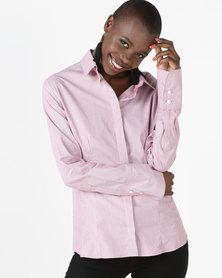 Smudj Jayda Blouse Pink