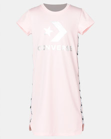 Converse Convg Star Chevron Track Dress Converse Storm Pink
