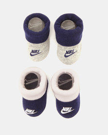 Nike Futura Booties Set Blue Void