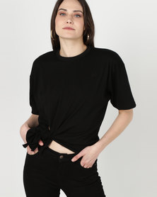 Silent Theory Tee Shirt Black