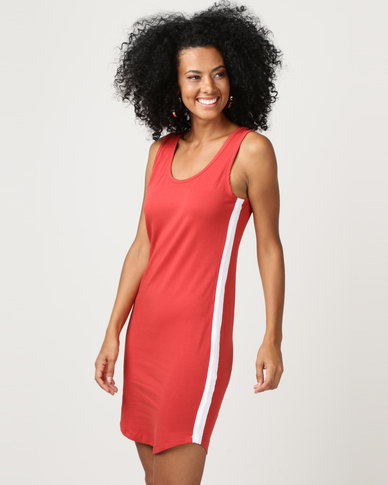 Silent Theory Dress Red