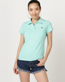 Levi's ® Slim Polo Shirt Green