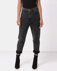 Levi's ® Mom Jeans Black
