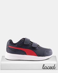 Puma Boys Escaper SL V PS Sneakers Navy