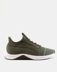 Puma Performance Amp XT Womens Shoes Green