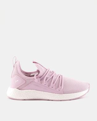 21dbd45e59f Puma Perfomance NRGY Neko Womens Shoes Pink