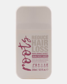ROOTS Double Effect Colour Protect Shampoo