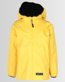 Forecast Raincoats Kiddies Raincoat Yellow