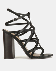 Call It Spring Kedirassa Heels Black