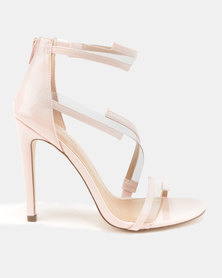Call It Spring Selliera Strappy High Heel Sandals