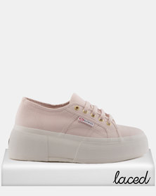 Superga Boost Wedges Pink Skin