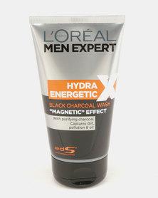 L'Oreal Men Expert Energetic X Black Charcoal Wash