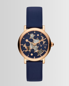 Marc Jacobs Classic Watch Blue