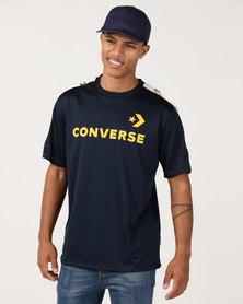 Converse Track Tee Blue