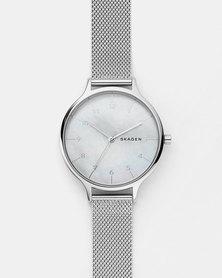 Skagen Anita Watch Silver-plated