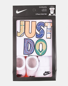 Nike Geo JDI Set White