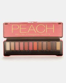 BYS 12 Palette Eyeshadow Tin Peach
