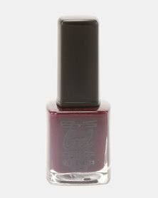 BYS Gel-Like Nail Polish Berry Plum