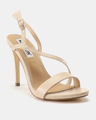 5420df8dbdf3 Madison Sandra Diagonal Strappy Heeled Sandals .