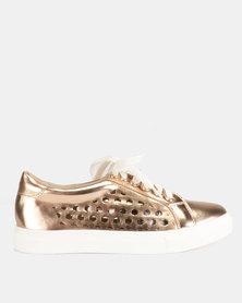 Utopia Lavish Sneakers Rose Gold