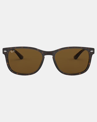 aa39c9e2d1c1 Ray-Ban Square Framed Sunglasses Havana