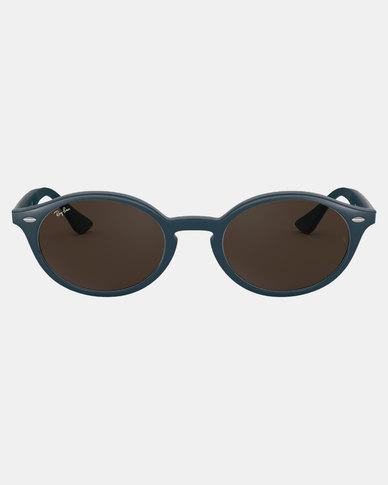 a7d7ab4b72 Ray-Ban Oval Framed Sunglasses Blue