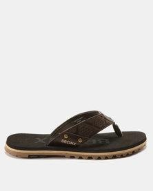 Bronx Men Stream Sandals Choc