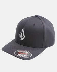 Volcom Stone X-Fit Cap Black