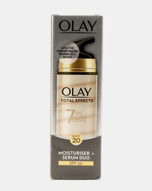 Olay Total Effects 7-In-1 Moisturiser And Serum 40ml