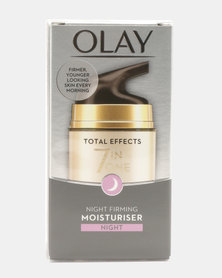 Olay Total Effects 7-In-1 Anti Aging Firming Moisturiser Night Cream 50ml