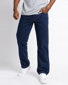 Wrangler Texas Jeans Stonewash Blue