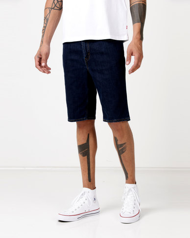 Levi's ® 541™ Athletic Taper Fit Shorts The Rich Shorts Blue