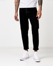Levi's ® Silvertab® Straight Fit Jeans Black