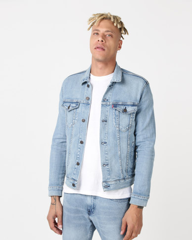 Levi's ® Trucker Jacket Blue