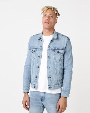 d9d4c88a133a Levi s ® Trucker Jacket Blue