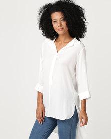 G Couture Shirt White