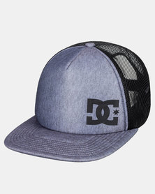 DC Greeters Cap Grey