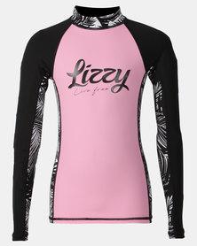 Lizzy Vae Rashvest Pink Multi