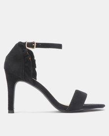 Urban Zone Sleek Heels Black