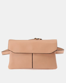 Blackcherry Bag Belt Bag Dusky Pink