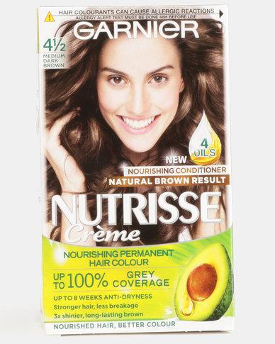 Garnier Nutrisse Creme Pure Chocolate 4 /12