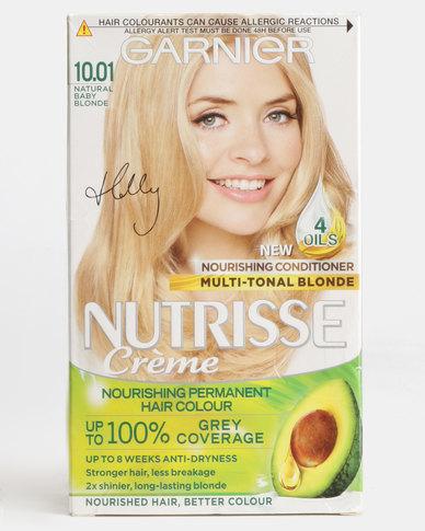 Garnier Nutrisse Creme Natural Baby Blonde 10.01