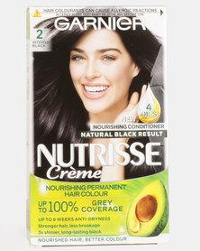 Garnier Nutrisse Ultra Color Intense Black 2.0