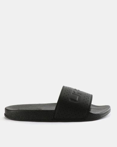 UBRT Taz 3 Sliders Black