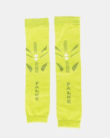 Falke Performance Arm Protectors Yellow