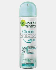 Garnier Mineral Women Spray Clean Sensation 150ml