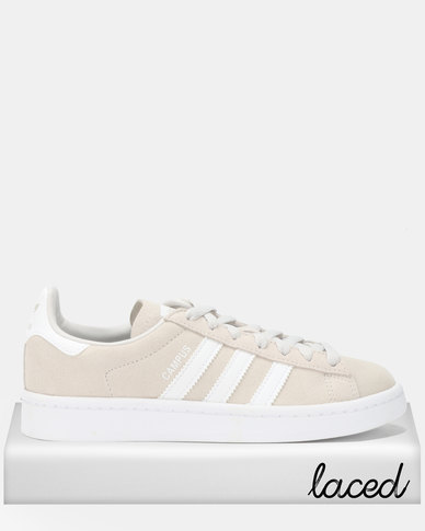 adidas Originals Girls Campus J Sneakers Grey