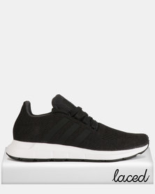 adidas Swift Run Sneakers Carbon/Core Black/Medium Grey Heather