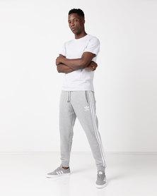 adidas Originals 3 Stripe Pants Grey