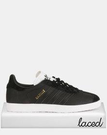 adidas Originals Gazelle W Sneakers CBLACK/CBLACK/FTWWHT